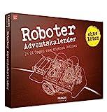FRANZIS Roboter-Adventskalender 2020 | In 24 Schritten zum eigenen...
