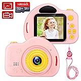 Kinder Digital Kamera Spielzeug Mädchen Jungen Geschenke...