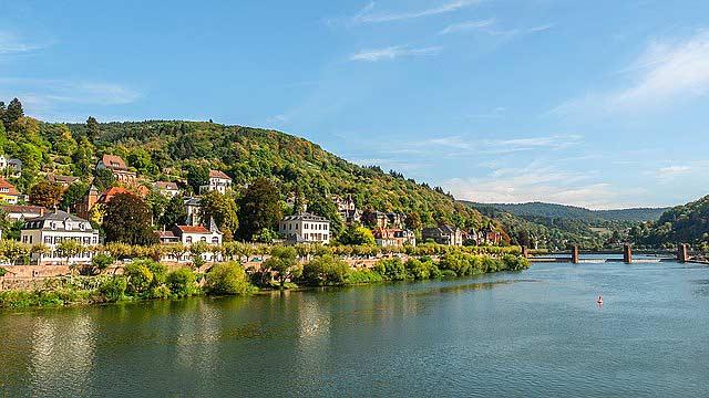 Heidelberg ist eine Reise wert