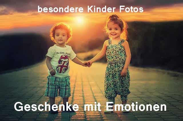 Geschenk-Kinder-Fotografie