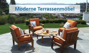 Terrassenmöbel kaufen Ratgeber Outdoormöbel