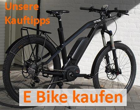 E Bike kaufen Kauftipp was ist wichtig Motor, Schaltung, Bremsen