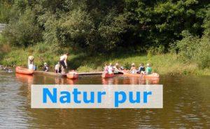 Erlebnisausflüge: Mecklenburgische Seenplatte Angeln und Familienurlaub©