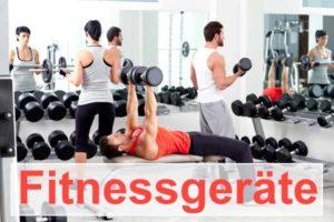 Fitnessgeräte für zu Hause Ergometer