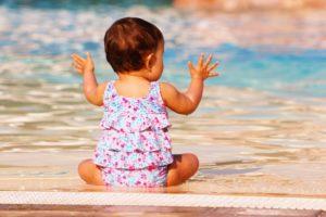 Sonnenschutz für Babys und Kleinkinder