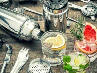 Gin Cocktail selber mixen